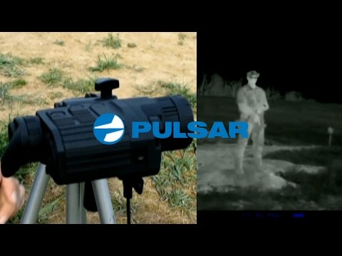 Range Side Fun with Pulsar Thermal Imaging Optics