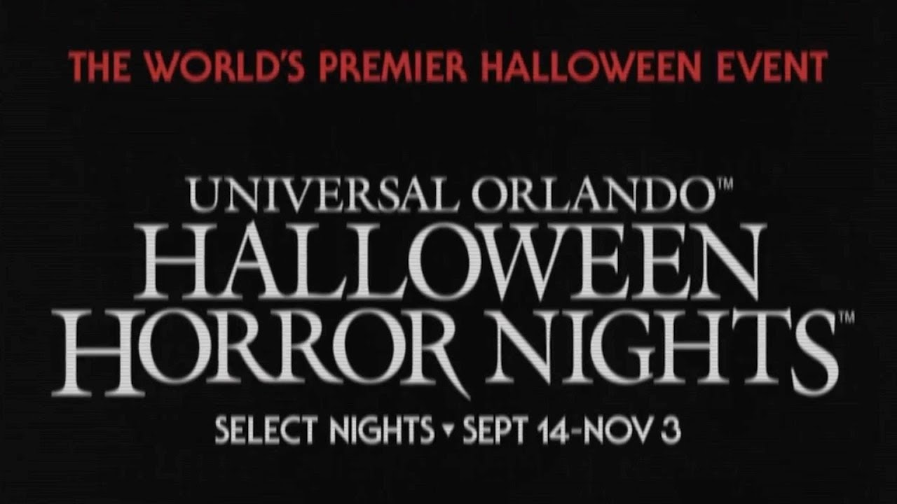 halloween horror nights 2018 - more houses than ever - universal
