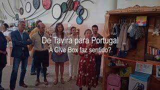 De Tavira para Portugal: A Give Box faz sentido?
