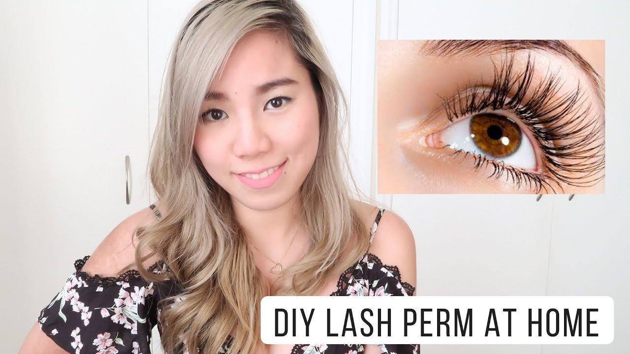 How to do diy eyelash perm properly youtube how to do diy eyelash perm properly solutioingenieria Gallery