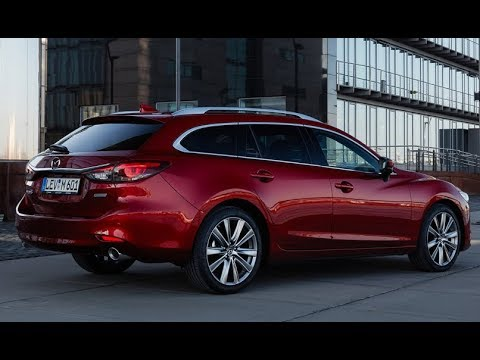 2018 Mazda6 Wagon The Best Alternative To C Cl Estate