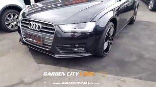 1437 2012 AUDI A4 2.0T Walkaround video