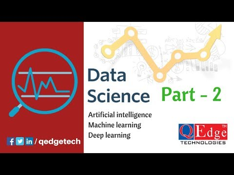 Data Science Tutorial For Beginners // Artificial Intelligence & Machine Learning // Part 02
