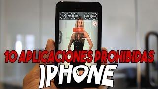 10 aplicaciones PROHIBIDAS para iPhone thumbnail