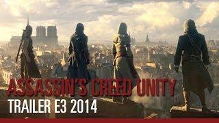 assassin s creed unity trailer e3 2014