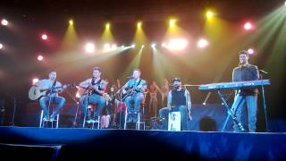 Backstreet Boys - 10,000 promises and Madeleine (Acoustic and Acapella) (Live Minsk 24.02.2014)