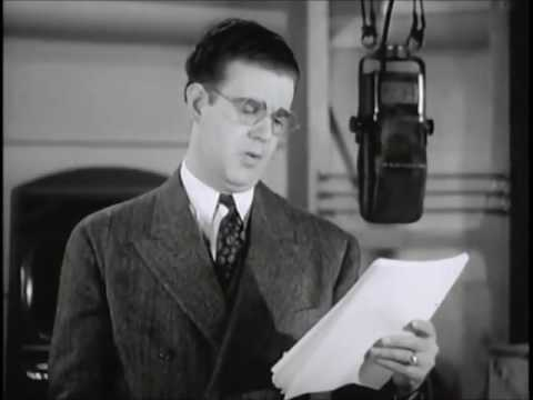 Old Time Radio Sound Effects Video