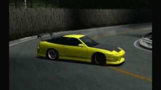 Tokyo Xtreme Racer Drift 2 - Ride of the Month - Driftoner's Nissan 180SX RPS13
