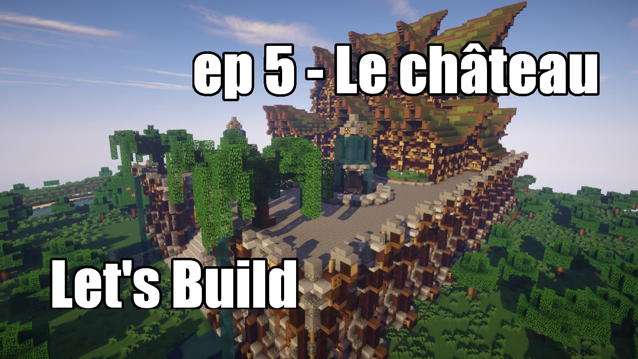 Let S Build A Road Minecraft
