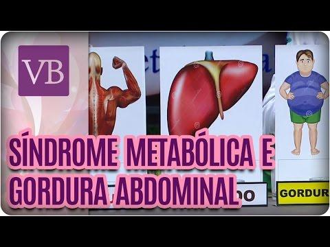 Síndrome metabólica x Gordura abdominal - Você Bonita (12/09/16)