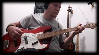 Prong: No Absolutes (bass cover)