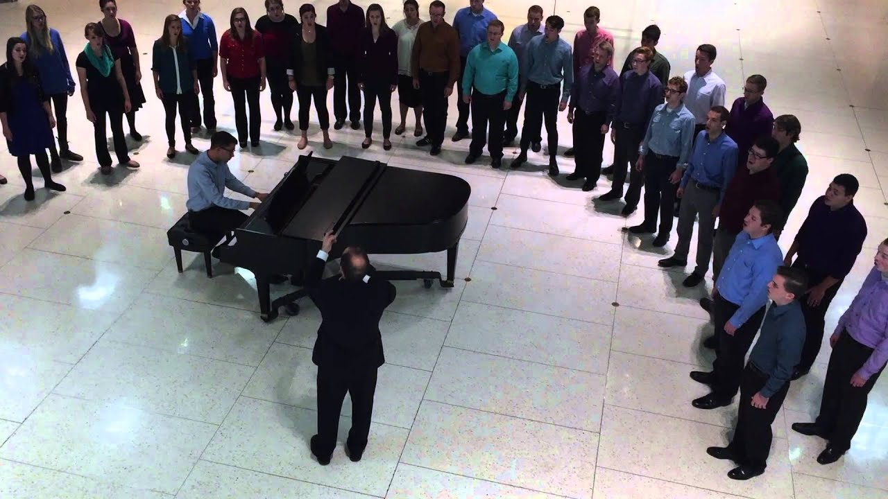 """Flight Song"" by Kim André Arnesen, BYU Singers with Dr. Andrew Crane conducting"