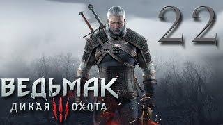 Прохождение The Witcher 3 Wild Hunt #22 - СПАСЕНИЕ АННЫ ШТЕНГЕР