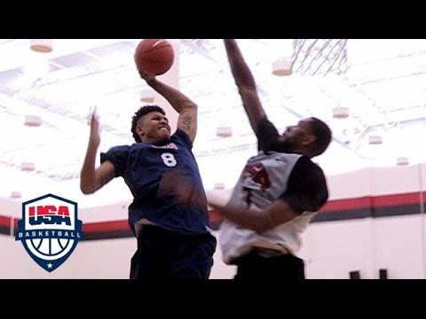 2014 Nike Hoop Summit Re-Cap! Top USA Players Take On Top International Players!