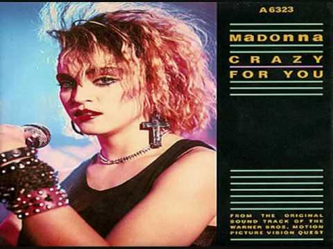 Madonna: Crazy for You [Original Demo]