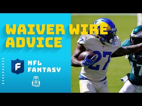 Week 3 Waiver Wire Advice: McKinnon, Henderson, Mike Davis | NFL Fantasy Football Show