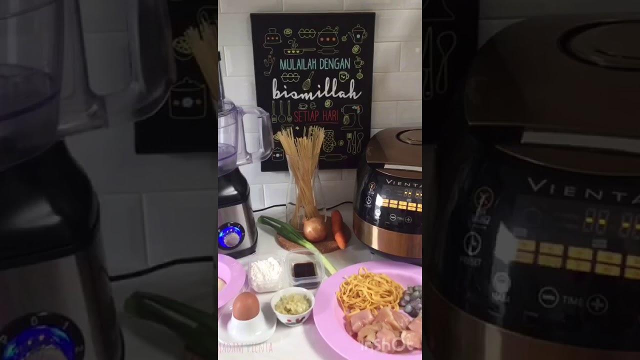 Cara Membuat Dimsum Mudah Dengan Smart Cooker Vienta Youtube