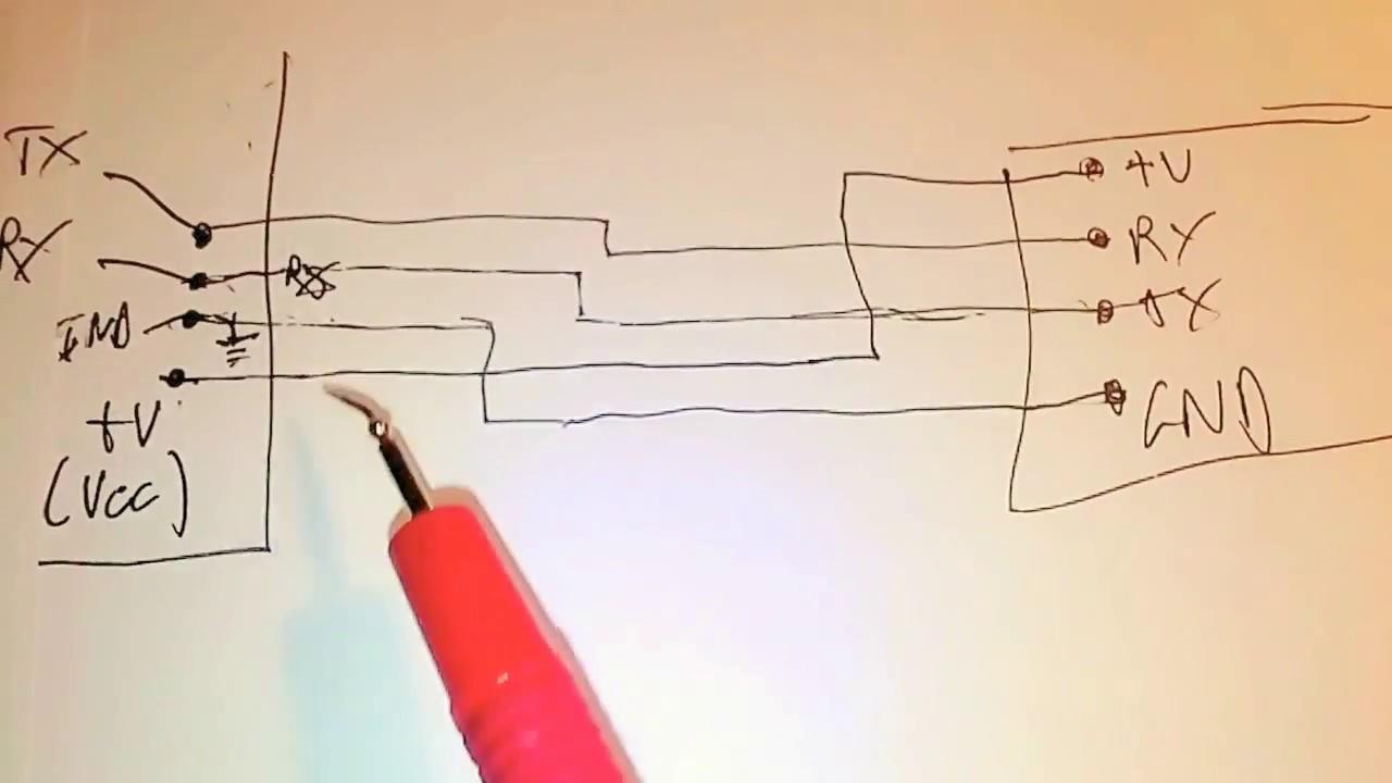Hubsan X4 501 Standard controller GPS repair using a cheap GPS ... on