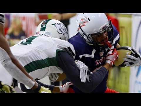 IFL Week 12 Highlights: Green Bay at Sioux Falls