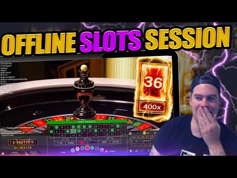 Sunday's Fruity Bonus Compilation + Crazy Lightening Roulette Session!
