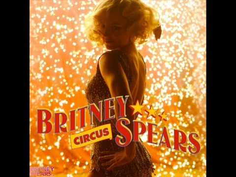 britney spears live studio version CIRCUS (european version)