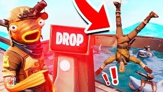 DO WHAT TRIGGERFISH SAYS... or DIE! (Fortnite Simon Says)
