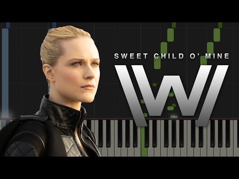 Sweet Child O' Mine – Westworld Season 3 | Piano Tutorial