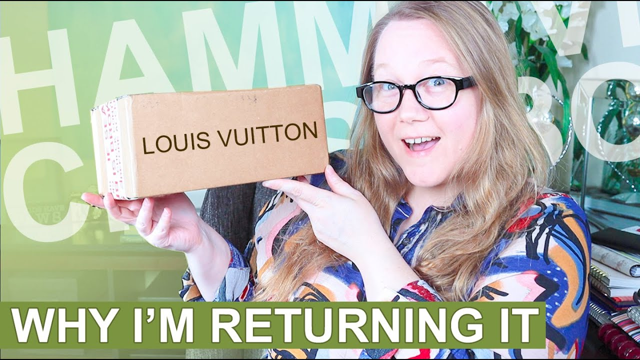 DISAPPOINTING Louis Vuitton Unboxing || Autumn Beckman