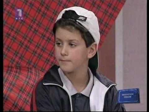 Novak Djokovic - Intervju sa 7 godina