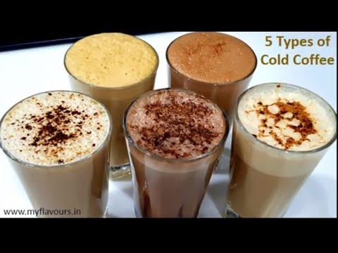 How to make very thick cold coffee without ice cream in hindi