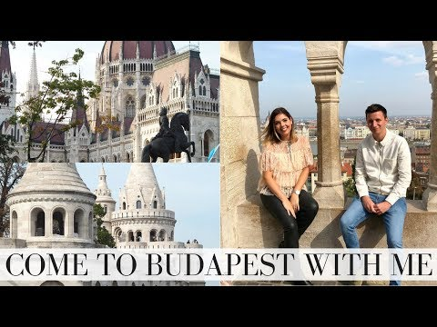 COME TO BUDAPEST WITH ME | TRAVEL | Emma Mumford