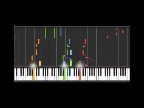 Vocaloid  Trick and Treat Piano Synthesia