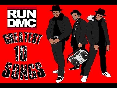 RUN DMC: TOP 10 GREATEST SONGS