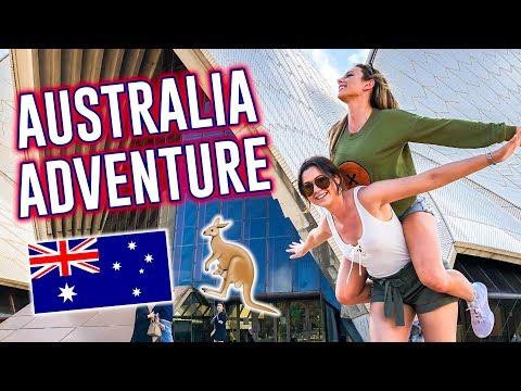 FOLLOW US AROUND AUSTRALIA - WHERE TO VISIT & TRAVEL IDEAS