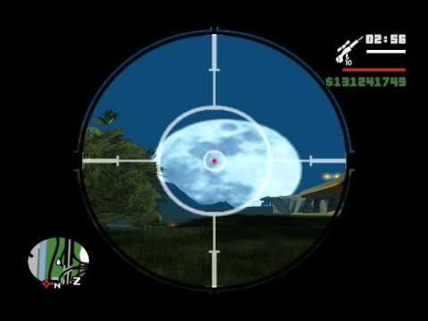 gta san andreas moon sniper ile ilgili görsel sonucu