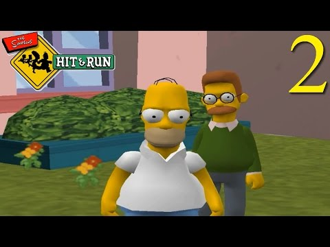 The Simpsons: Hit & Run - Episodio 2: Los objetos robados de Ned Flanders