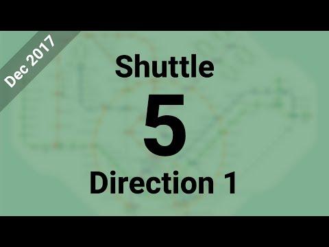 Hyperlapse - MRT Closure: Express 5 (Boon Lay → Outram Park)