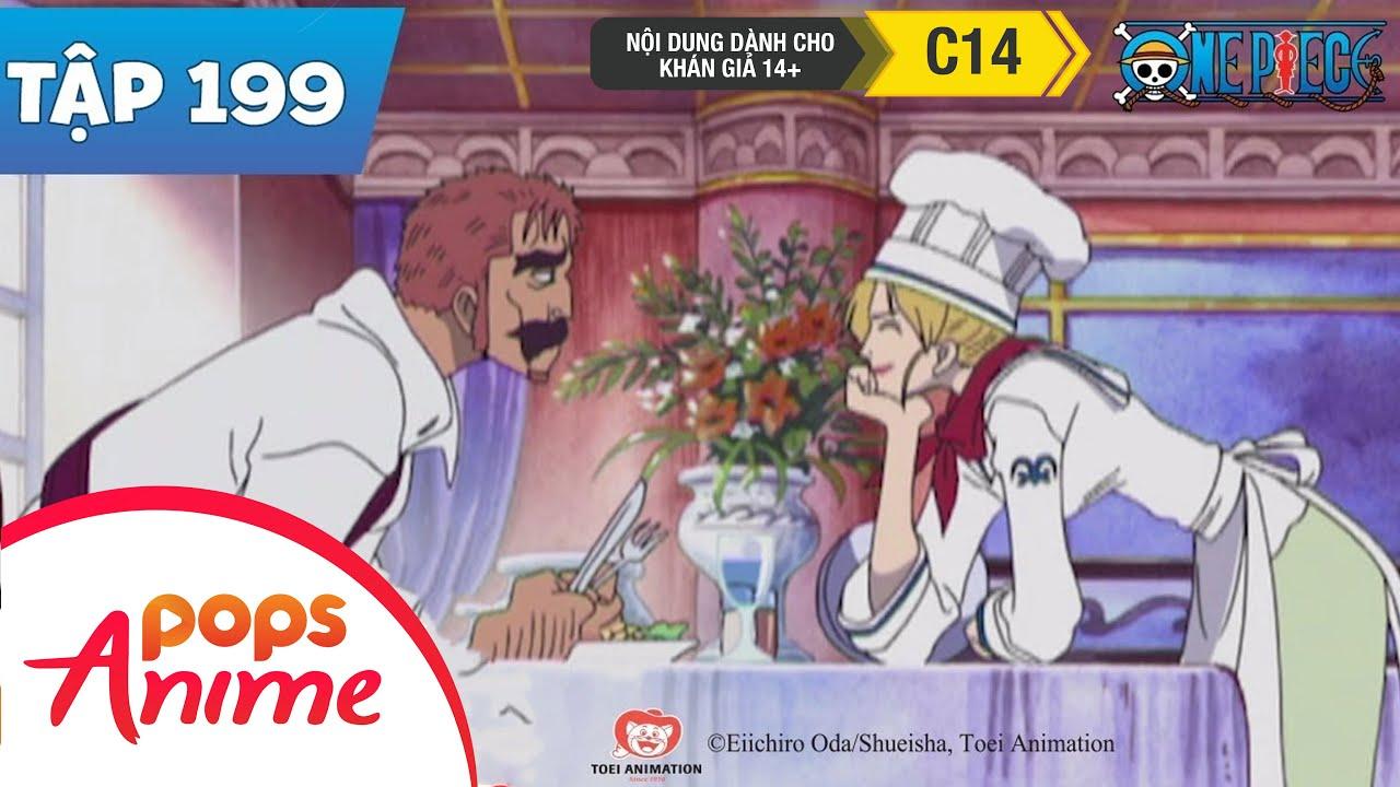 One Piece Tập 199 – Cuộc Tìm Kiếm Của Hải Quân – Thành Viên Khác Đã Bị Bắt – Phim Hoạt Hình