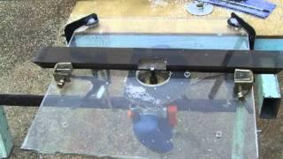 Cómo hacer una mesa portátil para fresadora ó router, Mesarouter (3)