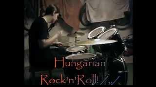 Tankcsapda - Nem kell semmi (Drum cover by GABE5Z)