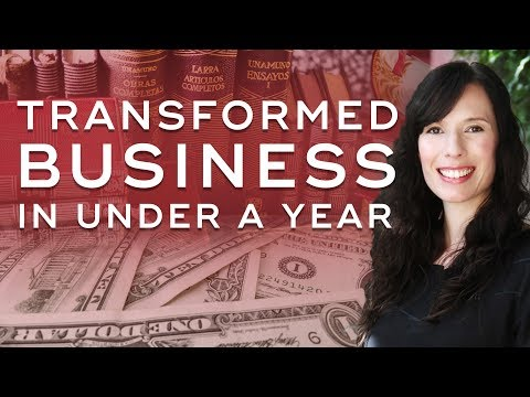 A Changed Mindset Transformed Her Business In Less Than A Year