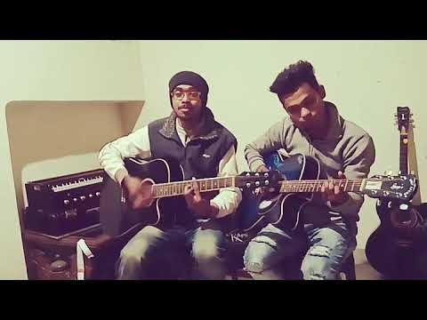 Mujhko Galat Na Samajhna ... Baazigar by Mudassir & Alqama Guitar Cover