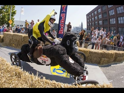 best action from red bull soap box seattle 2014 youtube. Black Bedroom Furniture Sets. Home Design Ideas