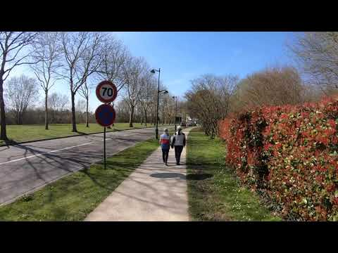 Val D Europe From Disneyland Paris Walk