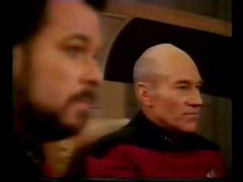 "Star Trek - TNG ""Engage"""