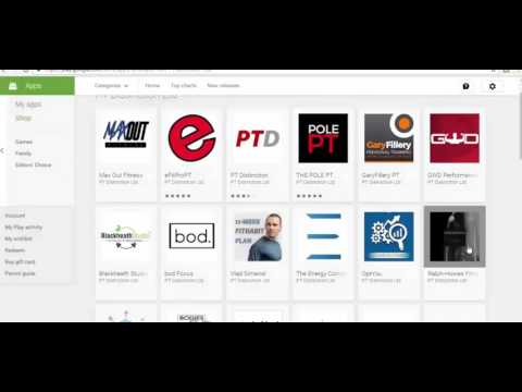 A Look Inside PT Distinction   The Worlds Leading Online Personal Training Software