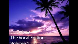 DJ Doboy The Vocal Editions Volume 1