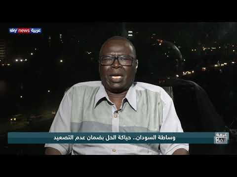 وساطة السودان.. حياكة الحل بضمان عدم التصعيد  - نشر قبل 3 ساعة