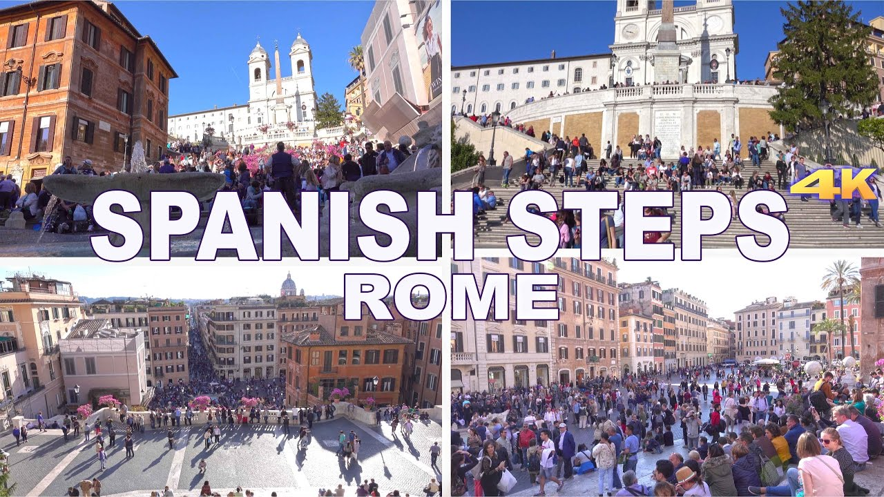 Rome Subway Map To Trevi Fountain Spanish Steps.Tips For Visiting The Spanish Steps In Rome Free Tours By Foot