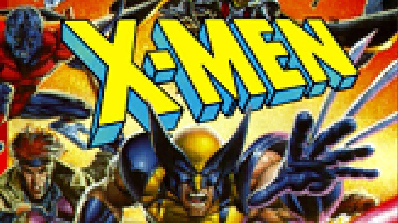 X Men Sega Genesis Game Playthrough Retro Game Youtube